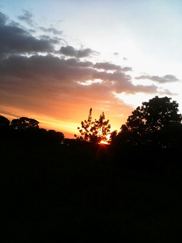 Sunset at home #Kisumu_Kenya